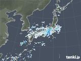 2021年09月03日の雨雲レーダー