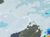 2021年09月03日の大阪府の雨雲レーダー