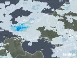 2021年09月03日の山口県の雨雲レーダー