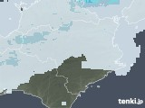 2021年09月03日の徳島県の雨雲レーダー