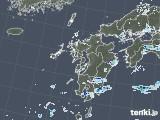 2021年09月04日の九州地方の雨雲レーダー