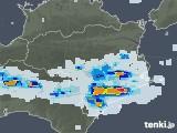 2021年09月04日の徳島県の雨雲レーダー