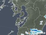 2021年09月04日の熊本県の雨雲レーダー