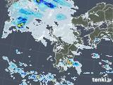 2021年09月05日の九州地方の雨雲レーダー