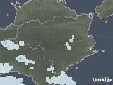 2021年09月05日の徳島県の雨雲レーダー
