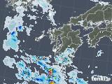 2021年09月06日の九州地方の雨雲レーダー
