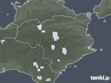 2021年09月06日の徳島県の雨雲レーダー