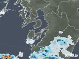 2021年09月06日の熊本県の雨雲レーダー