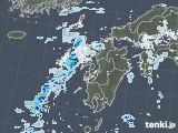 2021年09月07日の九州地方の雨雲レーダー