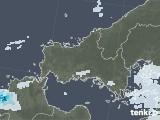 2021年09月07日の山口県の雨雲レーダー
