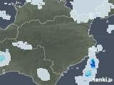 2021年09月07日の徳島県の雨雲レーダー