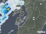 2021年09月07日の熊本県の雨雲レーダー