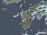 2021年09月08日の九州地方の雨雲レーダー