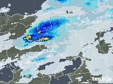 2021年09月08日の兵庫県の雨雲レーダー
