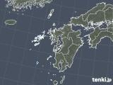 2021年09月09日の九州地方の雨雲レーダー