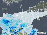 2021年09月11日の九州地方の雨雲レーダー