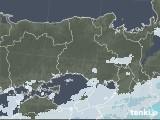 2021年09月12日の兵庫県の雨雲レーダー
