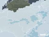 2021年09月12日の徳島県の雨雲レーダー