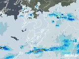 2021年09月12日の熊本県の雨雲レーダー