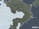 2021年09月13日の徳島県の雨雲レーダー