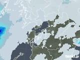 2021年09月13日の熊本県の雨雲レーダー