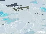 2021年09月14日の兵庫県の雨雲レーダー