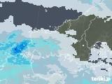 2021年09月14日の山口県の雨雲レーダー
