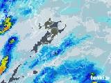 2021年09月14日の熊本県の雨雲レーダー
