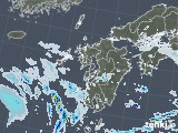 2021年09月15日の九州地方の雨雲レーダー