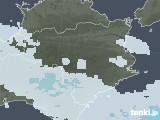 2021年09月15日の徳島県の雨雲レーダー