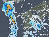 2021年09月16日の九州地方の雨雲レーダー