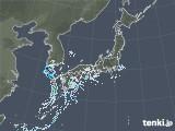 雨雲レーダー(2021年09月16日)