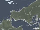2021年09月16日の山口県の雨雲レーダー