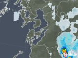 2021年09月16日の熊本県の雨雲レーダー