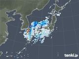 雨雲レーダー(2021年09月17日)