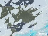 2021年09月17日の兵庫県の雨雲レーダー