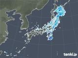 雨雲レーダー(2021年09月18日)