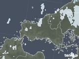 2021年09月18日の山口県の雨雲レーダー