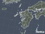 2021年09月19日の九州地方の雨雲レーダー