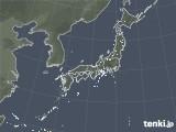 雨雲レーダー(2021年09月19日)
