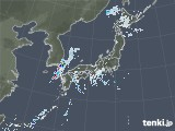 雨雲レーダー(2021年09月21日)