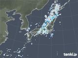 雨雲レーダー(2021年09月22日)