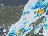 2021年09月22日の兵庫県の雨雲レーダー