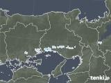 2021年09月23日の兵庫県の雨雲レーダー