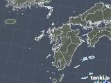 2021年09月25日の九州地方の雨雲レーダー