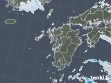 2021年09月26日の九州地方の雨雲レーダー