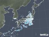 雨雲レーダー(2021年09月26日)