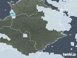 2021年09月26日の徳島県の雨雲レーダー