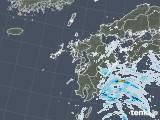 2021年09月27日の九州地方の雨雲レーダー