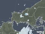 2021年09月27日の山口県の雨雲レーダー
